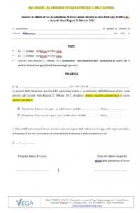 Incarico di addetti all'uso di piattaforme di lavoro mobili elevabili ai sensi del D. Lgs. 81/08 e s.m.i. e Accordo Stato-Regioni 22 febbraio 2012